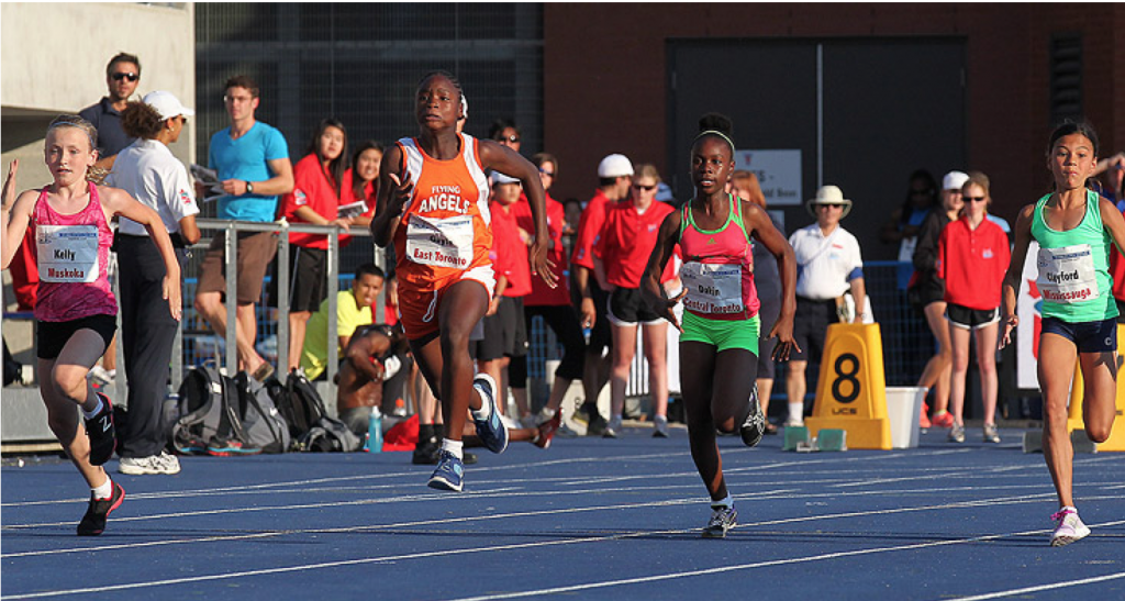 Finding Ontario's Fastest Kids