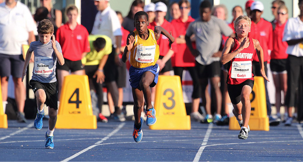 finding ontario's fastest boy